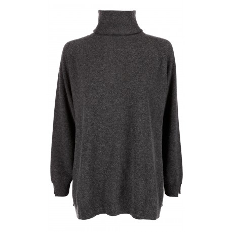 PULL CO ROULE MANCHES RAGLAN